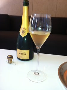 The unforgettable tasting at Krug