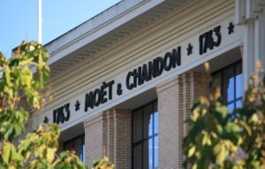 Moet & Chandon is one of the biggest selling champagne brands in India