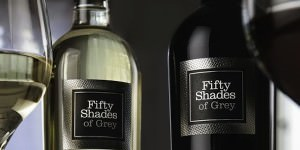 50 shades of wine drinking pleasure: EL James' wine