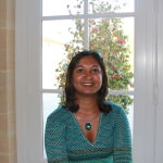 Brinda Bourhis of Speechmark, Bordeaux