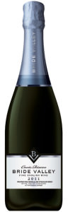Steven Spurrier's Bride Valley 2011 English sparkling wine