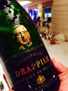 Drappier Charles de Gaulle cuvee