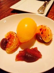 Clementine, dessert at Spring