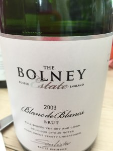 The Bolney Estate Blanc de Blanc Brut 2009