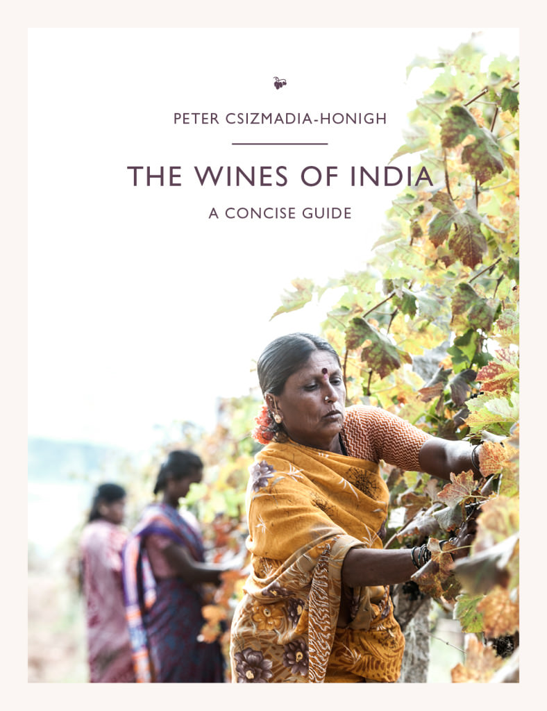 The Wines of India: a Concise Guide