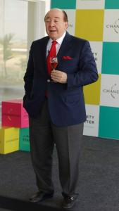 Davide Marcovitch, president, Moet Hennessy