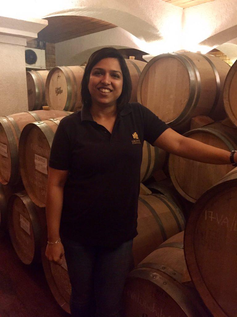wine in India